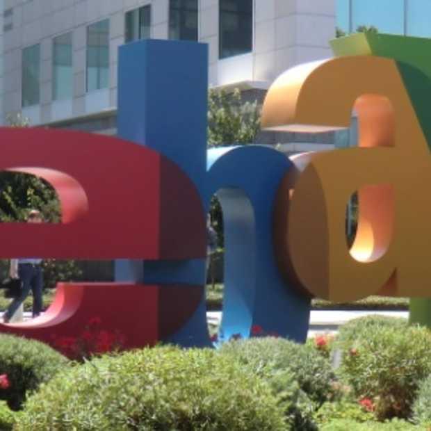 Winst en omzet eBay flink gestegen afgelopen jaar