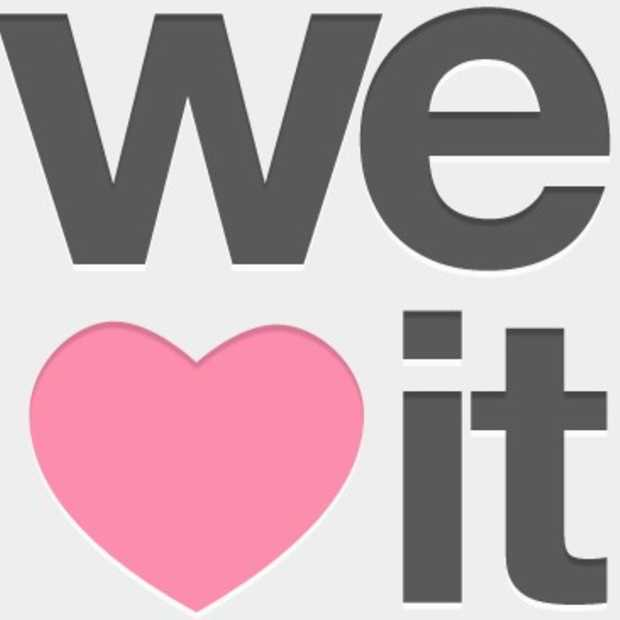 Wordt 'We Heart It' de volgende Social Media Hit?