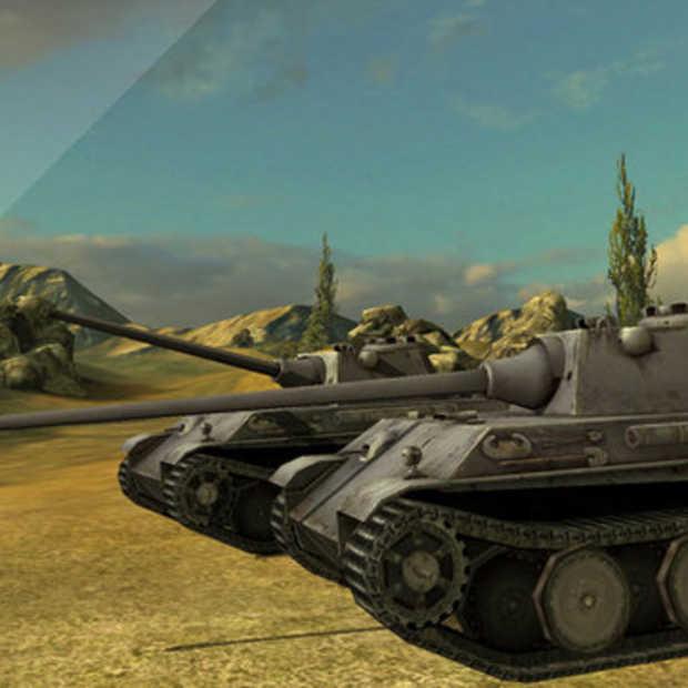 tanks multiplayer speeleiland