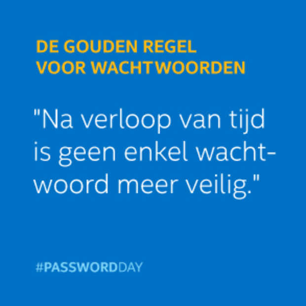 World #Passwordday 2014: Lengte > complexiteit