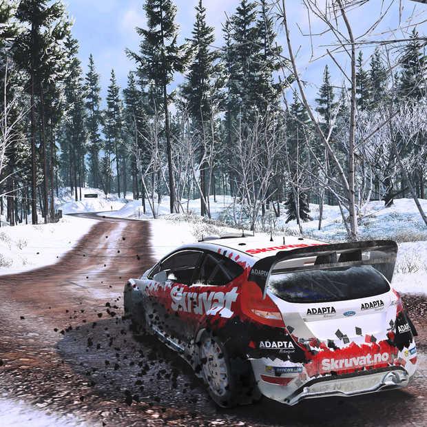 WRC5: met zand in je ogen en oren