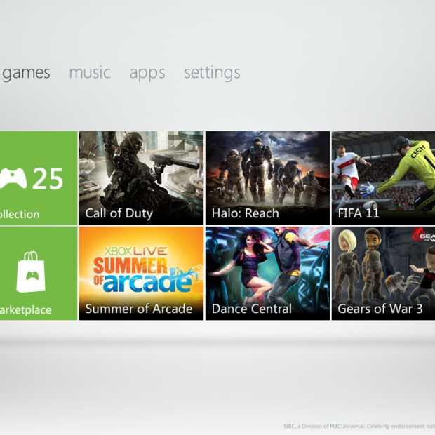 Xbox Live en de Xbox 360 blijven vooruitgaan (maar luisteren, ho maar)