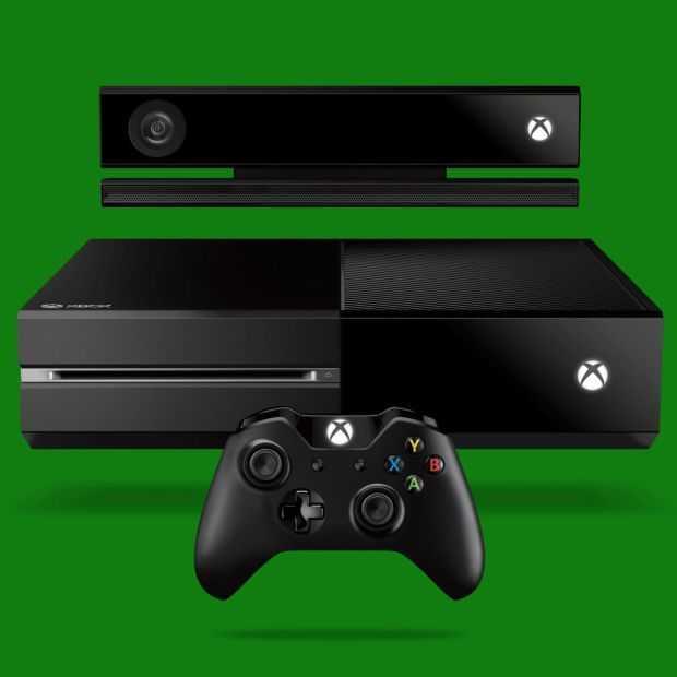Xbox One herkent nog geen Nederlands bij lancering