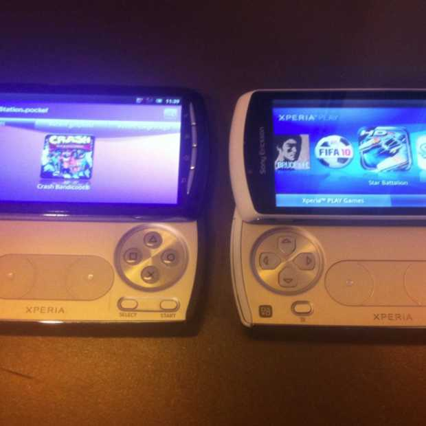 Xperia Play: Forward to the past? [interview]