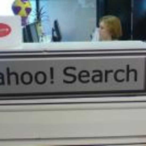 Yahoo ontvangt meeste traffic via Google