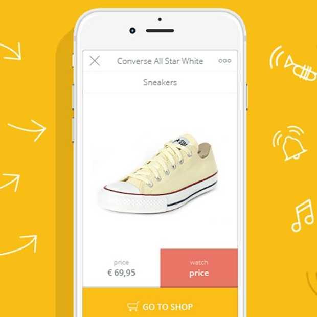 Goedkoper shoppen met een pricealert app? Dat kan met Yellowbag