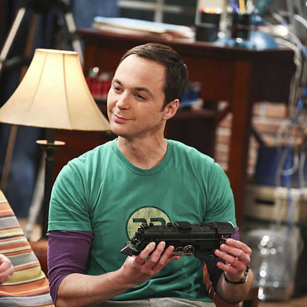 Big Bang Theory krijgt spin-off serie: Young Sheldon