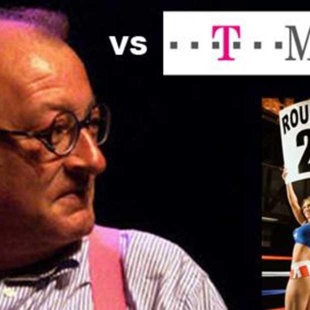 Youp van 't Hek is nog lang niet klaar met T-Mobile