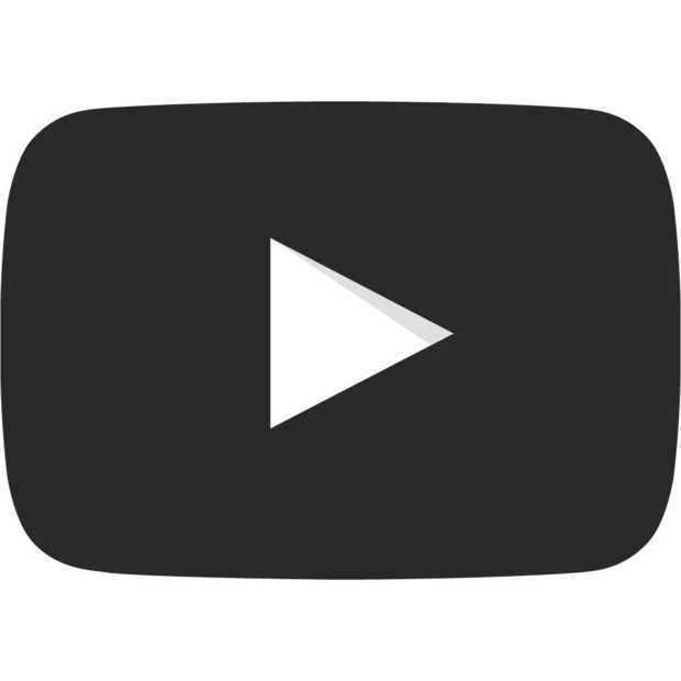 black youtube logo - photo #4