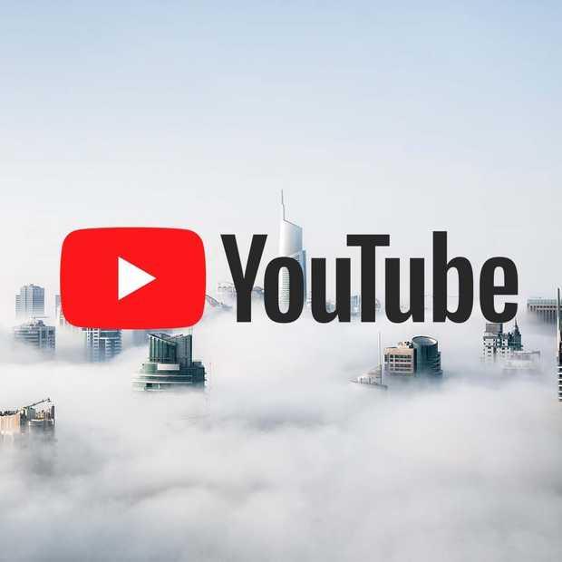 YouTube krijgt voor het eerst in 12 jaar een nieuw logo
