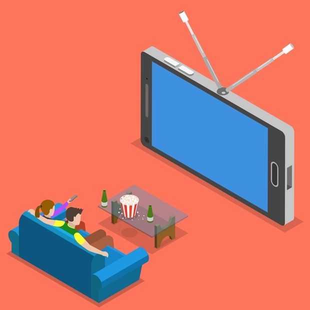 We kijken steeds meer YouTube op tv: 100 miljoen uur in 2017