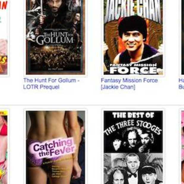 YouTube's nieuwe film sectie bevat 400 gratis films