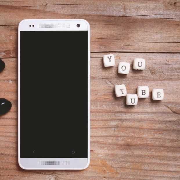 YouTube test verschillende snelheden voor afspelen video in app