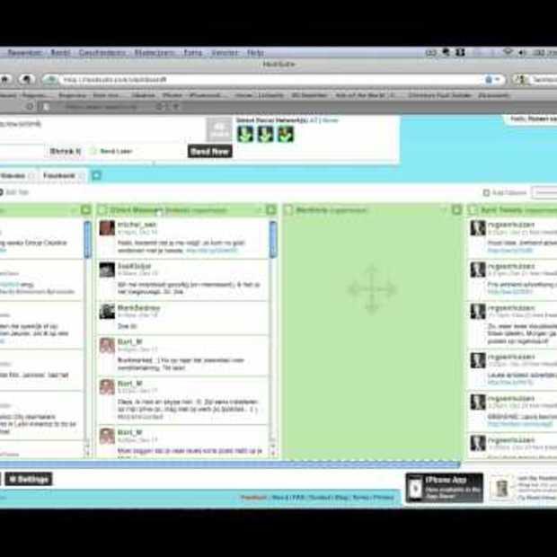Hootsuite handige tool voor zakelijk Twitteren