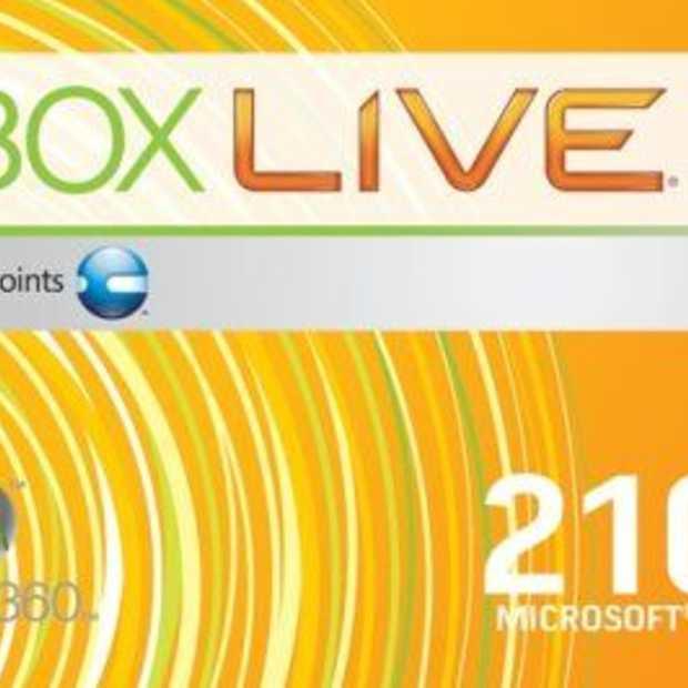 Zeg maar dag tegen de Microsoft Points: Xbox gaat ook gewoon met geldbedragen werken