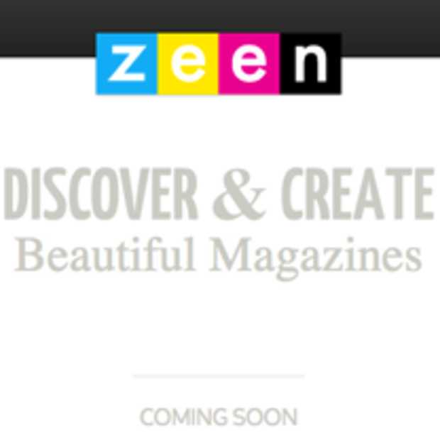 Zelf online magazines maken met ZEEN