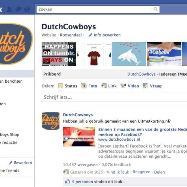Zo toon je klanten de waarde van Facebook [Infographic]