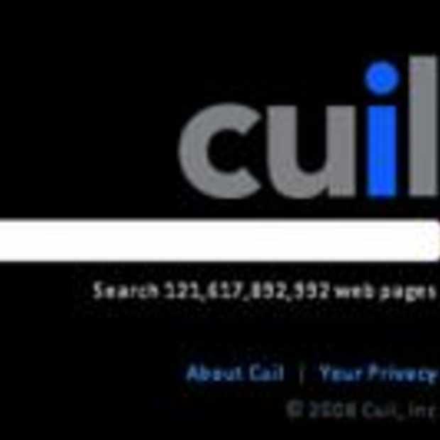 Zoekmachine Cuil gaat strijd aan met Google