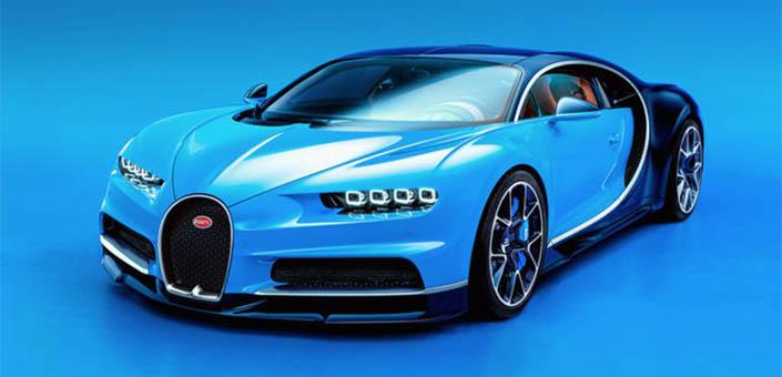 Het kan nog sneller, Bugatti Chiron is nu de snelste auto ter wereld