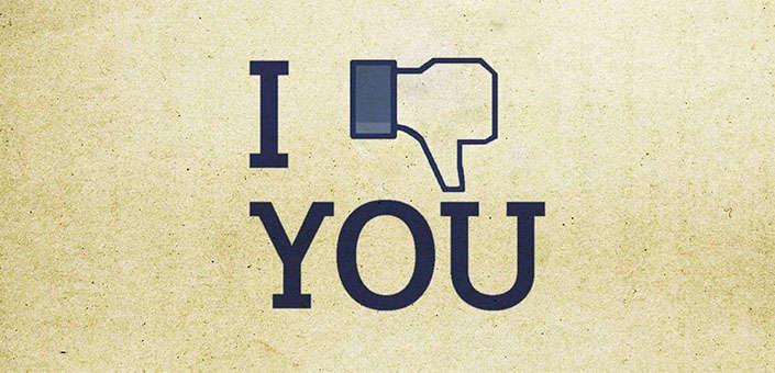 10 slechte gewoontes die ervoor zorgen dat iedereen op Facebook en Twitter je haat