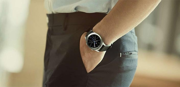 Samsung's Gear S3 is een klassiek horloge en smartwatch in één