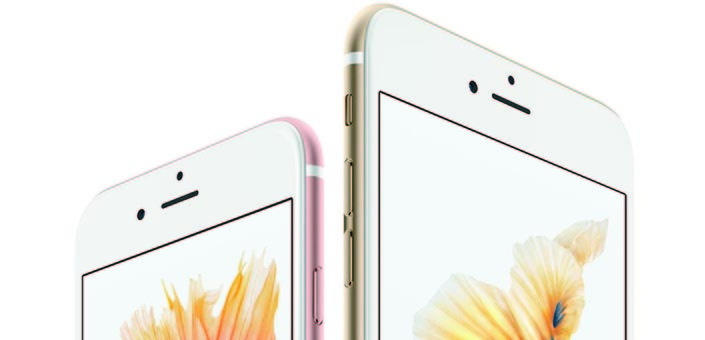 Apple onthult de iPhone 6S, 6S Plus, iPad Pro en nieuwe Apple TV