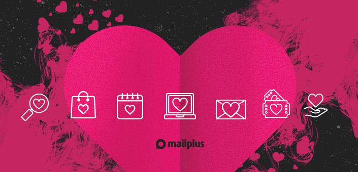 Liefde maakt blind: 5 eyeopeners voor je Valentijnsmail