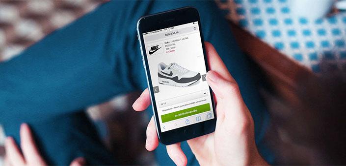 Smartphone belangrijk voor e-mail en e-commerce