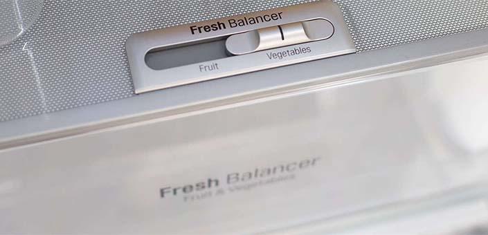 De LG Instaview: de droom-koelkast van elke foodie