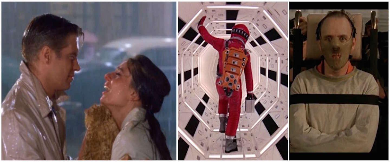 Dit zijn de 100 meest iconische filmmomenten allertijden in één video