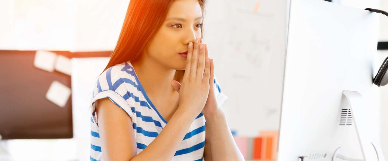 12 slechte gewoontes die je productiviteit in de weg staan