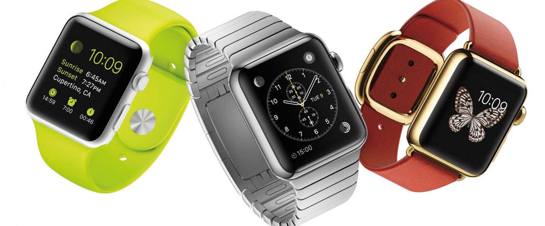 15 dingen die je moet weten over de Apple Watch