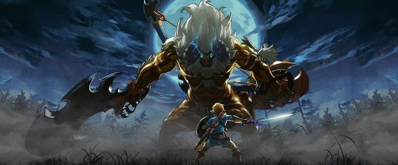 Zelda: BotW DLC vanaf vandaag beschikbaar