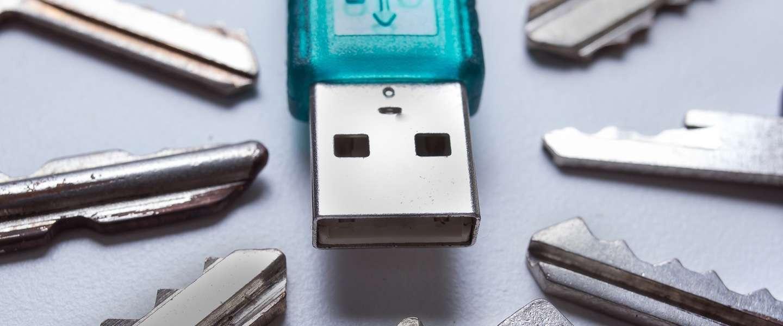 Google: phishing is 100% te voorkomen met USB-security sleutels