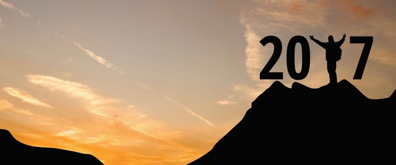 Vijf redenen waarom 2017 een beter jaar wordt dan 2016