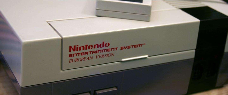 Nintendo had vreemde plannen met haar logo