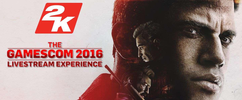 Gamescom 2016: 2K Games