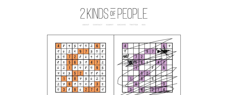 [Pics] Er zijn twee soorten mensen!