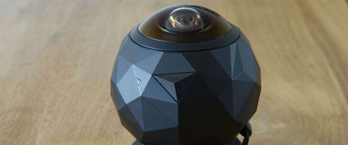 ​Review: 360fly actiecamera