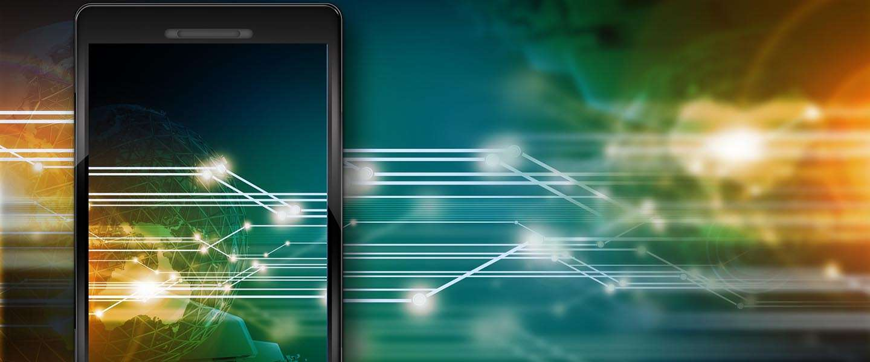 Gebruik van mobiel internet neemt fors toe
