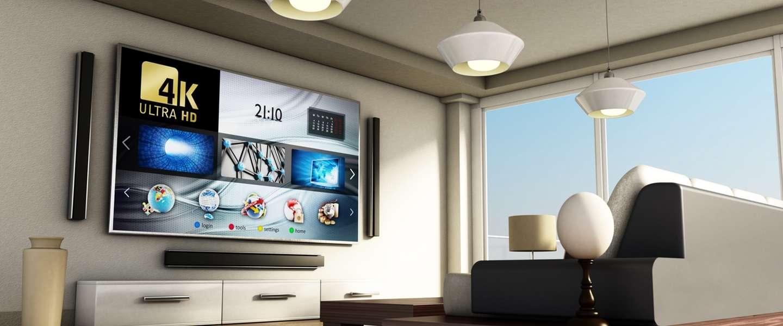 Wat kan ik allemaal kijken op mijn nieuwe 4K tv - en hoe?