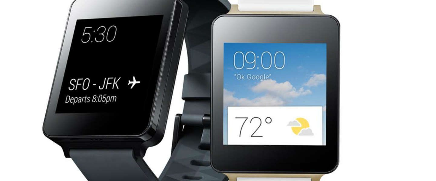 LG G Watch - powered by Android Wear
