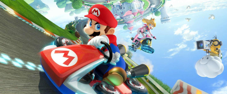 Mario Kart 8 vliegt in eerste weekend 1,2 miljoen keer over de toonbank