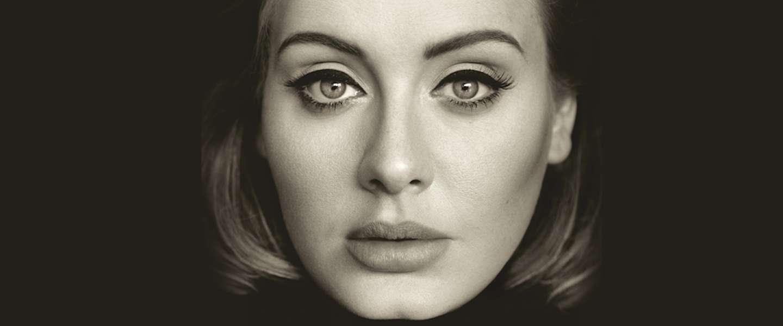 Album 25 van Adele is toch te beluisteren op Spotify