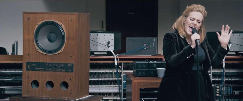 Adele brengt tweede single uit: When We Were Young