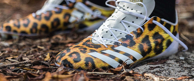 Adidas geeft eiland weg aan atleet die het 40-Yard record verbreekt
