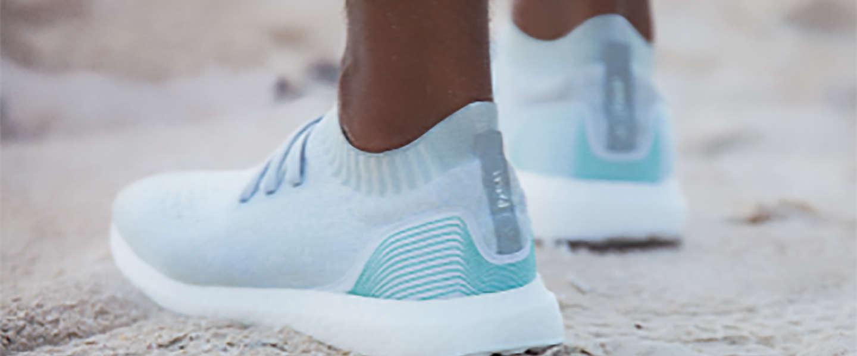 Adidas gaat voor duurzame schoenen