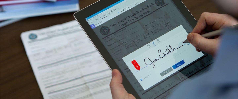 Voortaan altijd direct toegang tot je Adobe-documenten