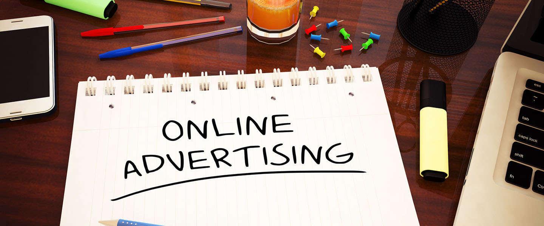 Online advertentiemarkt neemt flink afstand van traditionele media als tv, radio en print