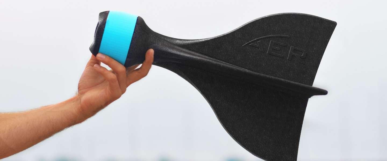 AER: Nederlandse Kickstarter om je GoPro te gooien